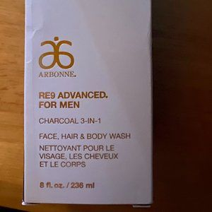 Arbonne Re9 Advanced 4 Men! NIB